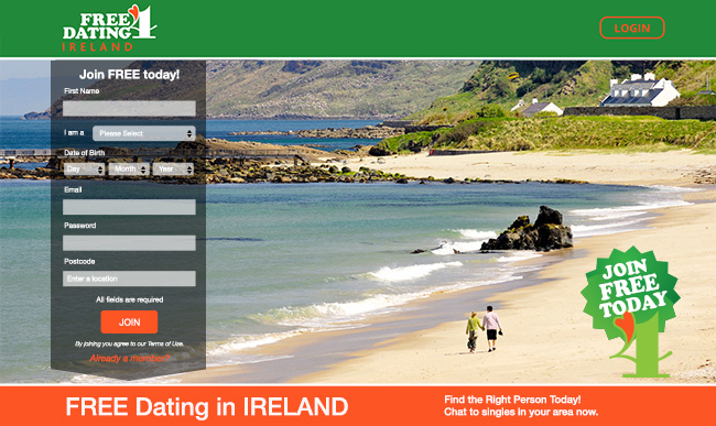 Irish online dating sites