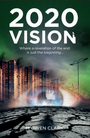 2020 Vision Book Cover Design